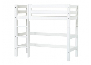 PREMIUM Midhigh Bed 70x160 white