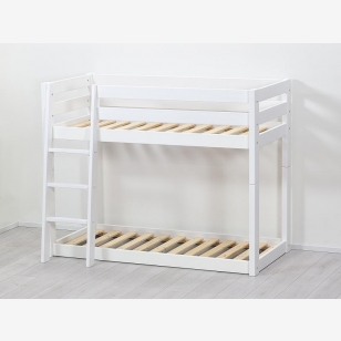 Bed 3-in-1 LEEVI 70x160 white