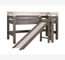 Safety barrier for platform bed LAHE