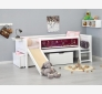 Cabin bed with blackboard 90X200 JERWEN